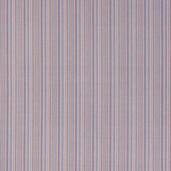 Signature Sur la Cote Fabrics | Terrace Stripe - Riviera | Vorhangstoffe | Designers Guild