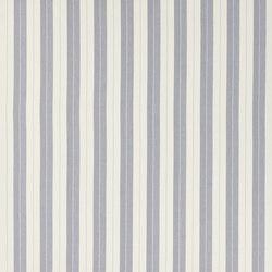 Signature Sur la Cote Fabrics | Aiden Stripe - Admiral | Curtain fabrics | Designers Guild