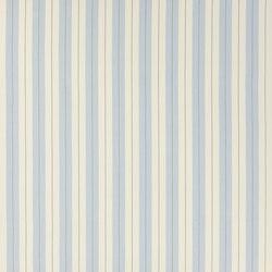 Signature Sur la Cote Fabrics | Aiden Stripe - Harbour | Curtain fabrics | Designers Guild
