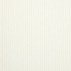 Signature Tickings Fabrics | Walker Pinstripe - Cream | Curtain fabrics | Designers Guild