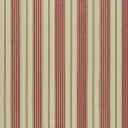 Signature Tickings Fabrics | Marlberry Stripe - Barn | Tessuti tende | Designers Guild