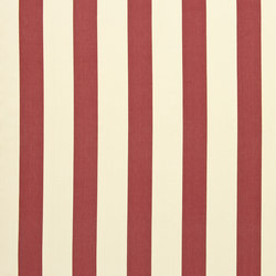 Signature Tickings Fabrics | St Remy Stripe - Barn | Vorhangstoffe | Designers Guild