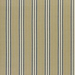 Signature Tickings Fabrics | Toulon Ticking - Navy | Tejidos para cortinas | Designers Guild