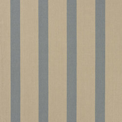 Signature Vintage Linens Fabrics | Bowsprit Awning - Chambray/Linen | Tejidos para cortinas | Designers Guild