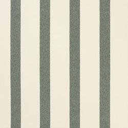 Signature Vintage Linens Fabrics | Bowsprit Awning - Hedge/Cream | Tissus pour rideaux | Designers Guild