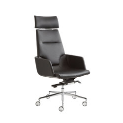 Elle 02 | Executive chairs | Emmegi