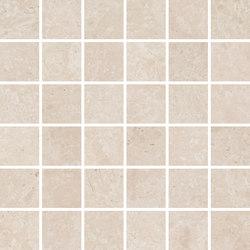 Evoque Mosaico Marfil | Ceramic mosaics | KERABEN