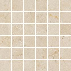 Evoque mosaico crema | Ceramic mosaics | KERABEN
