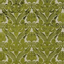 St. James's Fabrics | Stuart Damask - Peridot | Curtain fabrics | Designers Guild