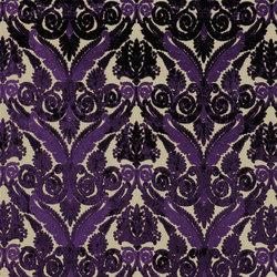 St. James's Fabrics | Stuart Damask - Amethyst | Curtain fabrics | Designers Guild