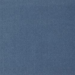 St. James's Fabrics | Royal Velvet - Lapis | Curtain fabrics | Designers Guild