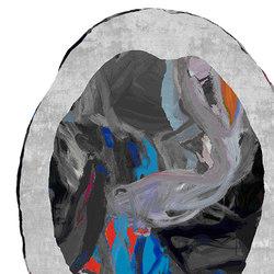 Brain No.03 | Tappeti / Tappeti d'autore | Henzel Studio