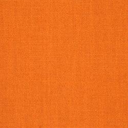 Library Fabrics | Highland Linen - Melon | Curtain fabrics | Designers Guild