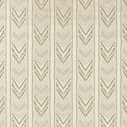 Marlena Fabrics | Tippolo - Natural | Tissus pour rideaux | Designers Guild