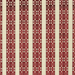 Marlena Fabrics | Septima - Claret | Curtain fabrics | Designers Guild