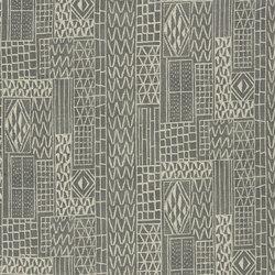 Monsoreto Fabrics | Khalana -Slate | Curtain fabrics | Designers Guild