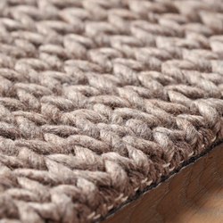 Athmos Braided brown | Rugs | Amini