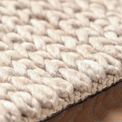 Athmos Braided nature | Rugs | Amini
