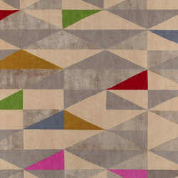 Gio Ponti Diamantina | Rugs / Designer rugs | Amini