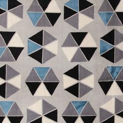 GIO PONTI Esagoni blue | Rugs / Designer rugs | Amini