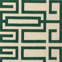 GIO PONTI Labirinto green | Rugs | Amini