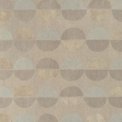 GIO PONTI Sole Luna grey | Alfombras / Alfombras de diseño | Amini