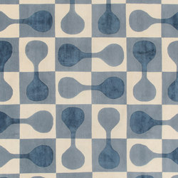 Gio Ponti Sorrento Avorio | Rugs / Designer rugs | Amini