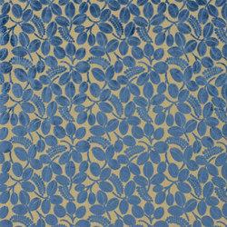 Savio Fabrics | Calaggio - Cerulean | Curtain fabrics | Designers Guild