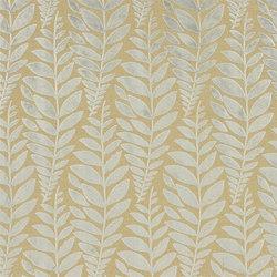 Savio Fabrics | Foglia - Zinc | Curtain fabrics | Designers Guild