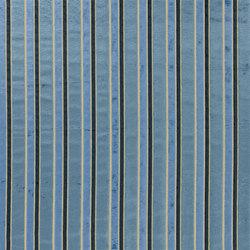 Savio Fabrics | Piomba - Indigo | Tissus pour rideaux | Designers Guild