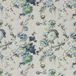 Seraphina Fabrics | Ophelia - Eau De Nil | Tissus pour rideaux | Designers Guild