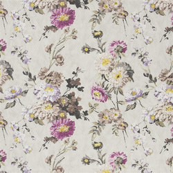 Seraphina Fabrics | Ophelia - Orchid | Vorhangstoffe | Designers Guild