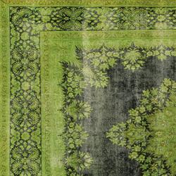 Revive green | Formatteppiche | Amini