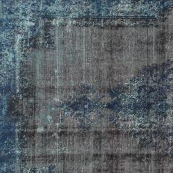 Revive greyblue | Formatteppiche | Amini