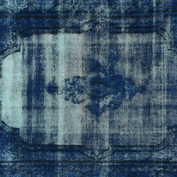 Revive greyblue | Rugs / Designer rugs | Amini