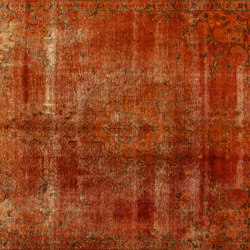 Revive orange-copper | Rugs / Designer rugs | Amini
