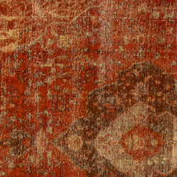 Revive orange-copper | Rugs | Amini