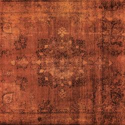 Revive orange-copper | Rugs / Designer rugs | Amini