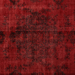 Revive rubinred | Tapis / Tapis design | Amini