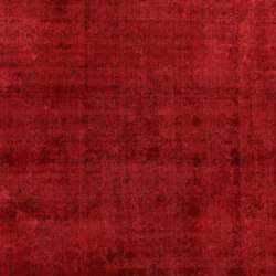 Revive rubinred | Formatteppiche / Designerteppiche | Amini