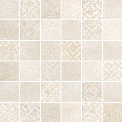 Uptown Mosaico Beige | Ceramic mosaics | KERABEN
