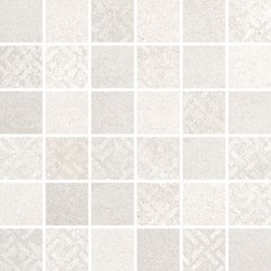 Mosaico Uptown White | Ceramic mosaics | KERABEN