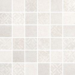 Uptown mosaico white | Ceramic mosaics | KERABEN