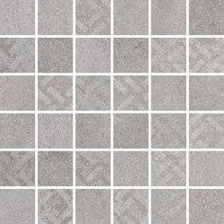 Mosaico Uptown Grey | Ceramic mosaics | KERABEN