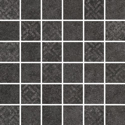 Uptown mosaico black | Keramik Mosaike | KERABEN