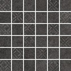 Uptown mosaico black | Mosaici | KERABEN