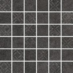 Mosaico Uptown Black | Ceramic mosaics | KERABEN
