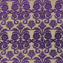 Trasimeno with Despina Fabrics | Ombrione - Iris | Curtain fabrics | Designers Guild