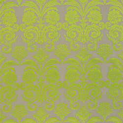 Trasimeno with Despina Fabrics | Ombrione - Lime | Tessuti tende | Designers Guild