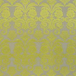 Trasimeno with Despina Fabrics | Ombrione - Lemongrass | Curtain fabrics | Designers Guild
